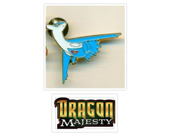 Dragon Majesty Latios Pin from Collection Box Pokemon TCG - $5.99