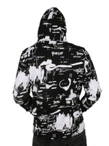 Dope Ink Study Men's Black Pullover NWT image 2