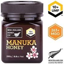 Zealand Honey Co. Raw Manuka Honey UMF 10+   MGO 263+, 8.8oz / 250g - $24.36