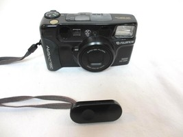 Fuji Fujifilm Discovery 312 Point and Shoot Camera with Case - $60.00