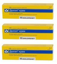 Dolgit Cream 300 g Ibuprofen 5% Analgesic, anti-inflammatory, joint, mus... - $51.00