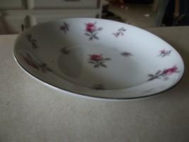 Meito Rose chintz fruit bowl 8 available - $3.86