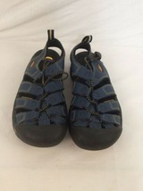 Kids Youth Keen Newport Sandals Navy Blue Size 9 - $18.70