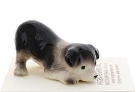 Hagen-Renaker Miniature Ceramic Dog Figurine Border Collie Pup image 2