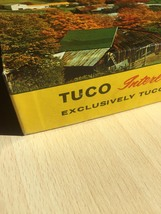 "Vintage 50s Tuco Interlocking Picture Puzzle- #5980B ""Indian Summer""  image 6"