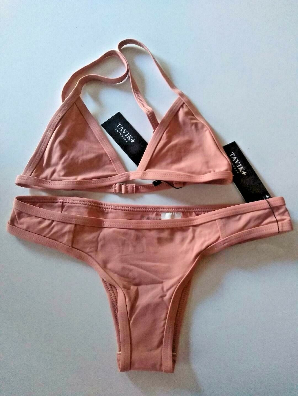 Tavik Rose Dawn Jayden Moderate Bikini Set Size X Small