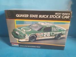 Monogram 1/24 Kit #2786 Ricky Rudd's Quaker State Buick Stock Car Factor... - $18.69