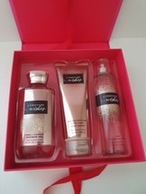 New Bath & Body Works A Thousand Wishes Gift Box Set Mist, Shower Gel, C... - $37.39
