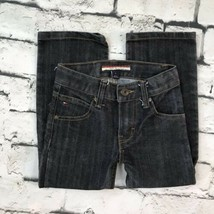Tommy Hilfiger Jeans Boys Sz 4 Dark Wash  - $11.88