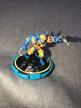 Heroscapes Super Hero Marvel Figure Game Piece Cake Topper Vintage Wolverine - $14.85