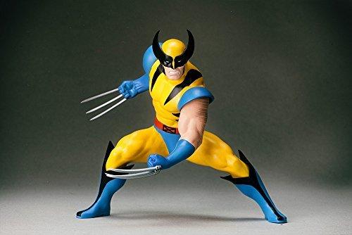ARTFX MARVEL UNIVERSE X-MEN Wolverine /& Jubilee 2 pack 1//10 PVC Figure F//S
