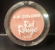 L.A. COLORS Rad Rouge Blush - Bodacious  CBL724                         ... - $5.88