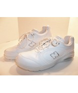 New Balance Women's White WW812WT Walking Sneaker Size 10 NICE! - $29.99