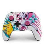 PowerA Enhanced Wireless Controller for Nintendo Switch - Pokemon Battle... - $42.56
