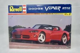 Revell Monogram Dodge Viper RT/10 85-6260 Model - NEW IN BOX Glue Included  - $29.70