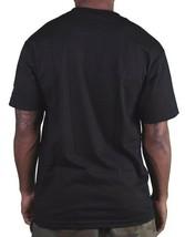 Famous Stars & Straps Negro de Hombre Gangsta Jesús Og Camiseta FM03140062 Nwt image 2