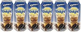 International Delight Oreo Iced Coffee 15 oz ( Pack of 6 ) - $26.72