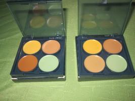 Avon Look Perfect Concealer Kit Lot Of 2 MEDIUM/DEEP Free Shipping Rare - $3.99