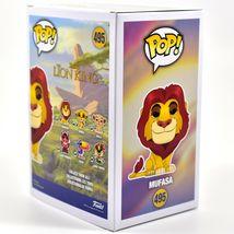 Funko Pop! Disney The Lion King Mufasa #495 Vinyl Action Figure image 4