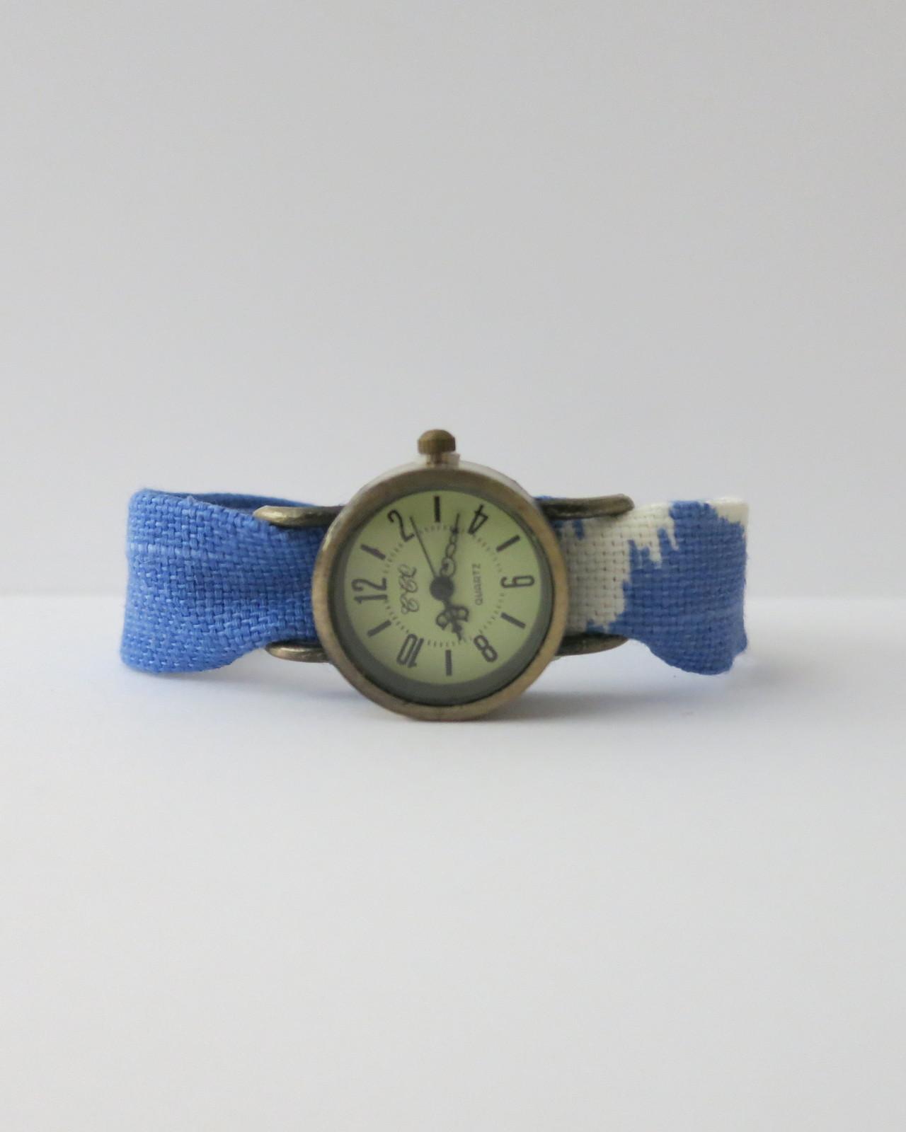 Simple women's watch, retro minimalist watch for women