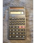 CASIO FX-260 SOLAR FRACTION SCIENTIFIC CALCULATOR W/ SLIDE CASE - $10.00
