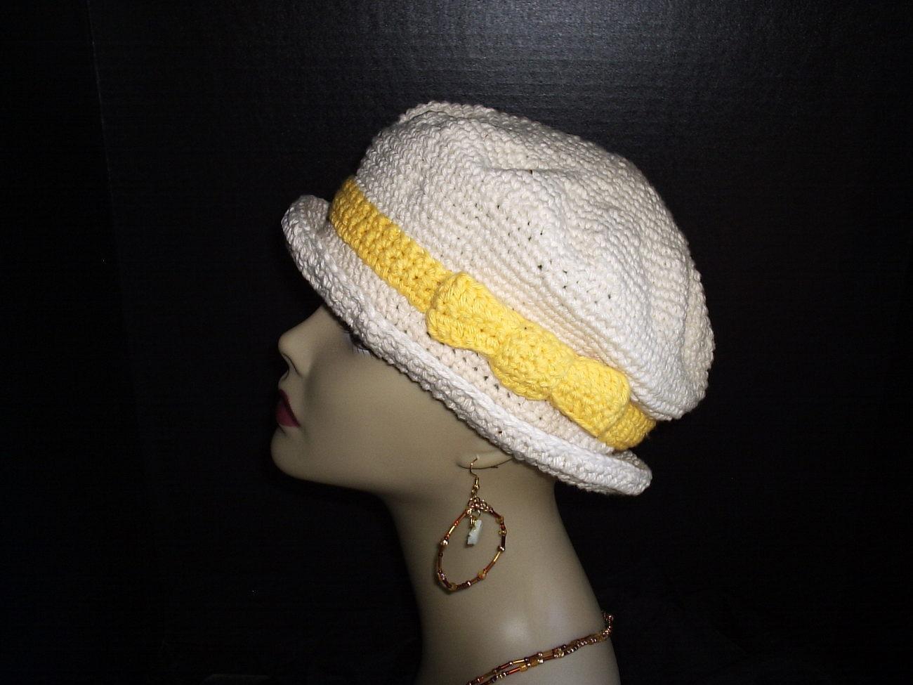 Twentys Flapper Hat with matching purse image 3