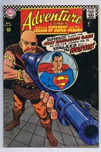 Adventure Comics #358 Superman ORIGINAL Vintage 1967 DC Comics The Hunter - $37.25