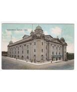Auditorium Denver Colorado 1910c postcard - $5.45