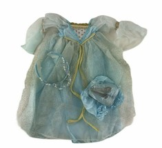 """Linda Rick The Doll Maker Blue Princess Outfit Fits 21"""" Doll Once Upon A... - $30.50"""