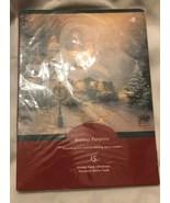 1993 HALLMARK Thomas Kincaid Holiday Portfolio set Cards, envelopes, new... - $7.69