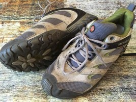 MERRELL Passage Ventilator Women's Continuum Hiking Trail Shoes VIBRAM S... - $39.59
