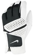 Nike Tech Xtreme Men's Regular X LARGE Left Hand Golf Glove Black/White NEW - $12.44
