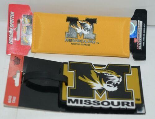 Amino CCP LS 030 45 Bag Tag and Luggage Spotter SLS390101 Missouri Tigers