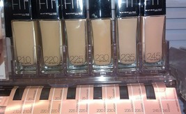 BUY 2 GET 1 FREE (Add 3) Maybelline Fit Me Liquid Foundation (Choose You... - $7.66+