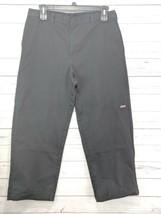 Dickies Work Pants Mens Sz 36x27 Black *Hemmed (q) - $22.99