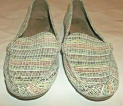 Aerosoles Over Drive Bone Multi-Colored Loafers Size 9.5 M Driving Mocca... - $15.84