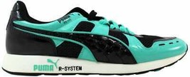 Puma RS100 Opulence Black/Electric Green 356864 02 Men's - $54.56+
