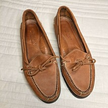 Cole Haan Country Leather Loafer Mens Slip On Cord Tie Shoes Size 10.5 F... - $57.91