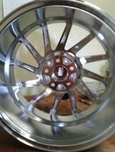 """KRAZE  KR181 18"""" Inch 5x112 Wheel Rim 18x8 +40mm CHROME (jew) image 2"""
