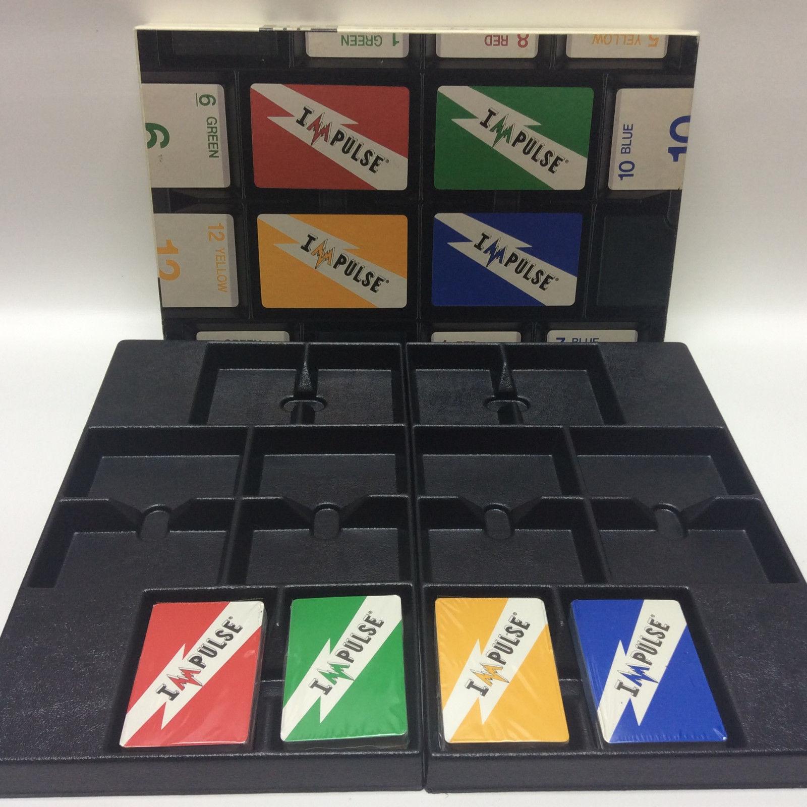 "1982 ""Impulse"" Vintage Game [Game Complete]"
