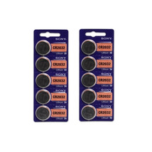 Sony 3V Lithium Cell Battery (Pack of 10), CR2032 - $11.98