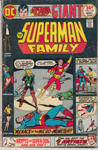 1975 DC Comics Superman Family Giant The Superman Family #173 - $14.84