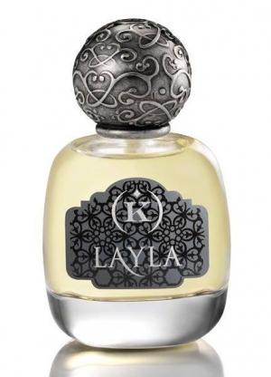 LAYLA by KEMI 5ml Travel Spray Perfume NUTMEG CLOVE VANILLA AL-KIMIYA