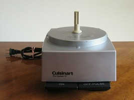 READ Cuisinart Pro Custom 11 Cup Food Processor Replacement Motor Base D... - $16.99