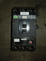 Fuji Electric BU-KSA3350 350A 3p 480VAC Circuit Breaker w/ Aux & Alarm Switches - $300.00