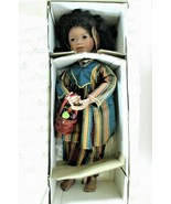 Serena by Joan Ibarolle The Ashton Drake Galleries porcelain doll New in... - $81.24