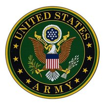Refrigerator Magnet - United States Army - Military Support, Pride Magne... - $6.99