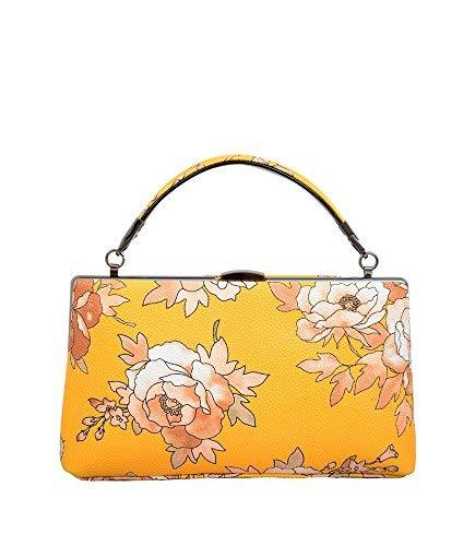 Primary image for Mellow World Fashion Magnolia Clutch, Yellow, One Size