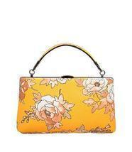 Mellow World Fashion Magnolia Clutch, Yellow, One Size - £15.92 GBP