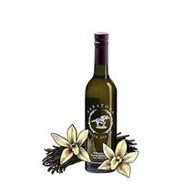 Saratoga Olive Oil Company Vanilla Dark Balsamic Vinegar 200ml 6.8oz - $19.72
